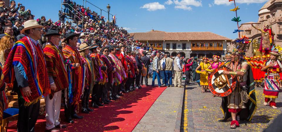 Cinco cosas que debes conocer del Inti Raymi o Fiesta del Sol en el Cusco