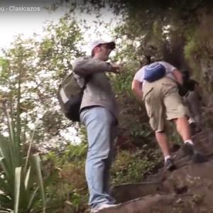 YOUTUBE: Trucos para subir el Wayna Picchu de forma segura