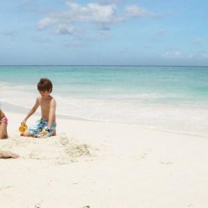 Aruba: un buen destino para disfrutar en familia