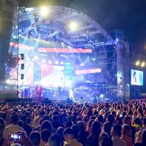 Así se vivió la tercera versión del Aruba Summer Festival