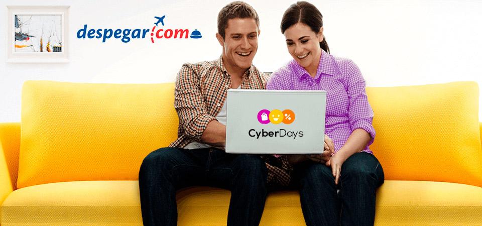 Cyberday: Despegar ofrece financiamiento de hasta 12 cuotas sin interés para todos los productos turísticos