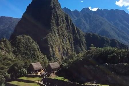 Youtube: Impresionante viaje sobre Machu Picchu con un dron