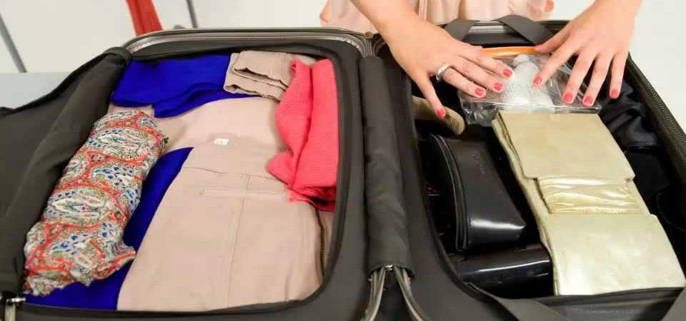 Recomendaciones para organizar la maleta para viajar en Fiestas Patrias