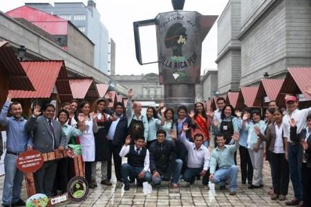 Expo Café Villa Rica del 24 al 27 de agosto en la plazuela de las Artes del teatro Municipal de Lima