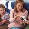 Cinco tips para volar con niños