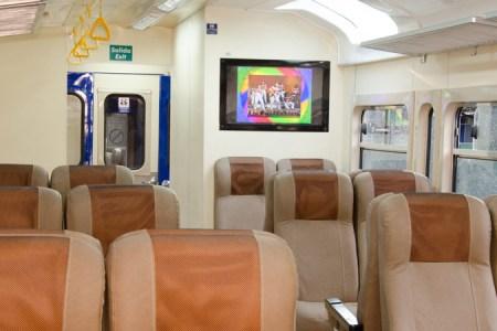 Perurail continúa con remodelación integral de coches del tren local a Machu Picchu