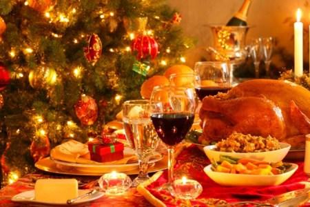 "Cena de Navidad lista para llevar a casa ""ToGo  Marriott"""