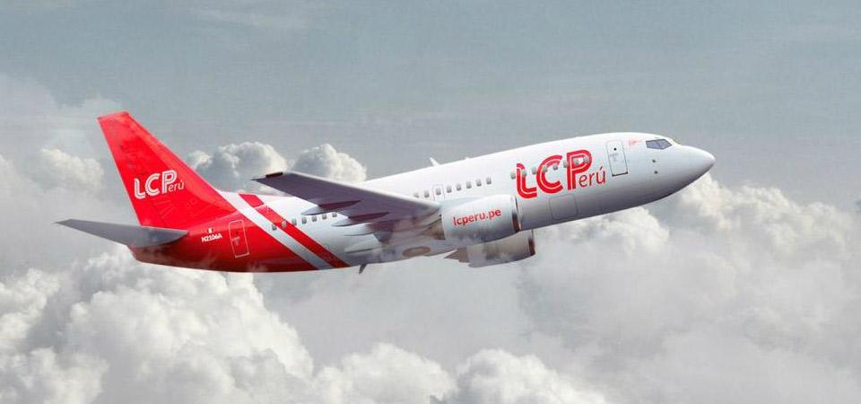 Aerolínea LC Perú inicia acuerdo con Travelport