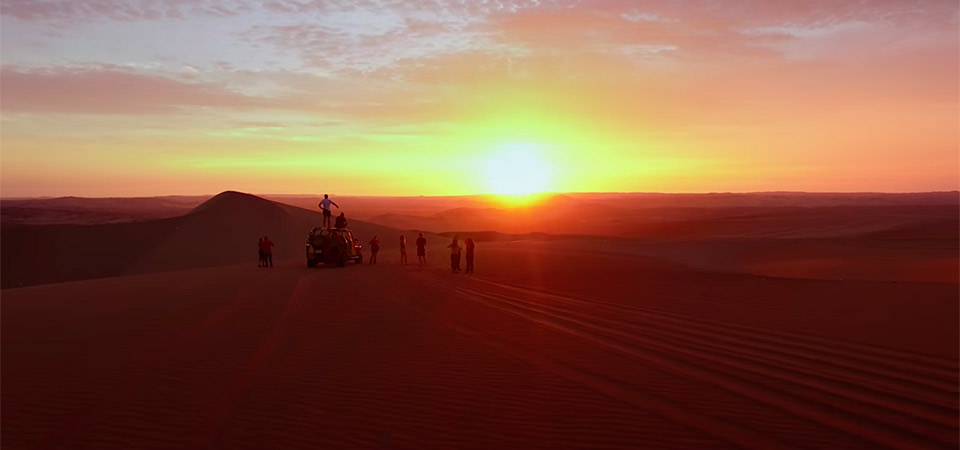 Documental: Perú, tesoro escondido