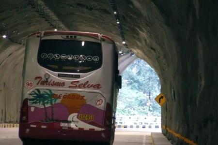 Video: conoce el espectacular Túnel Yanango que une la sierra con la selva central