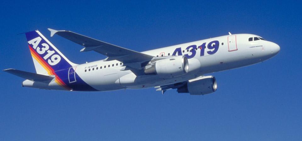Conoce el Airbus A319, el Avión del Papa en Perú