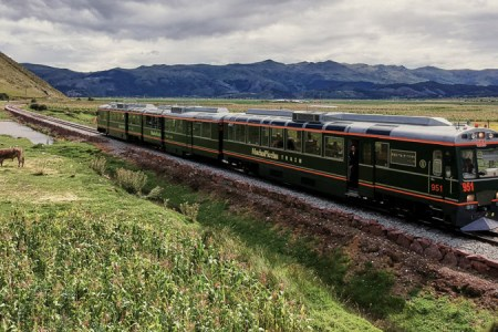 """Viaja en el nuevo tren panorámico """"The 360° Machu Picchu Train"""" de Inca Rail"""