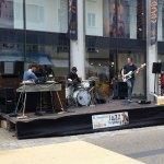 Organ Expolsion auf dem Kemptener Jazzfrühling