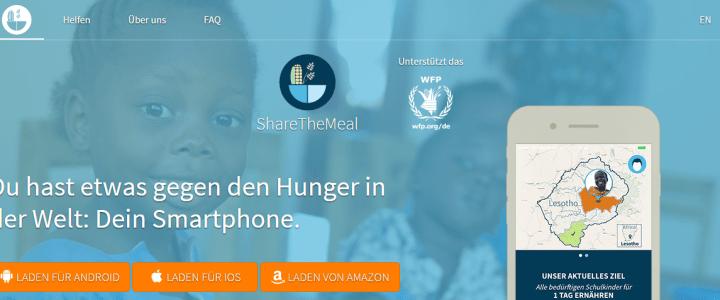 Hunger bekämpfen