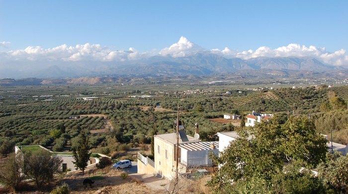 Messara Ebene (Kreta)