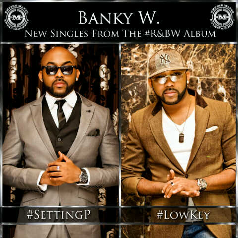 Banky W Official Artwork Banky W   Setting P + LowKey