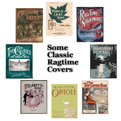 Classic Ragtime Covers