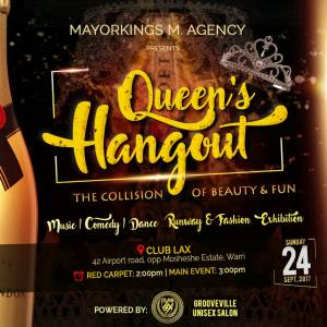Advert: Queen Hangout Vo. 1