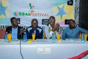 PHOTOS: NATIONAL COMMISSION ON CULTURE, SOCRATES SARFO, TINNY, EPIXODE AND OTHERS ENDORSES URBAN FESTIVAL