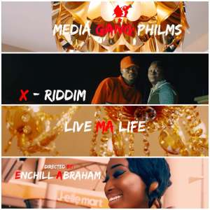 X-RIDDIM – LIVE MY LIFE (Official Music Video)