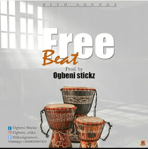 Download Free Afro Beat Instrumental By Ogbeni Stickz Mr Producer