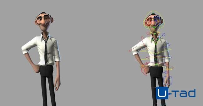 curso de animación 3d