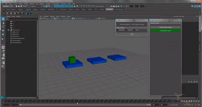 curos de programacion en python para maya 3d