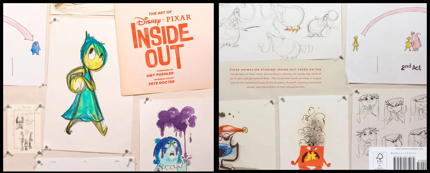 artbook inside out