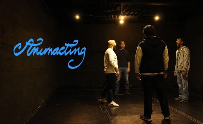 Curso de Acting para animadores Online