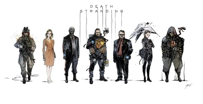 death strange artbook