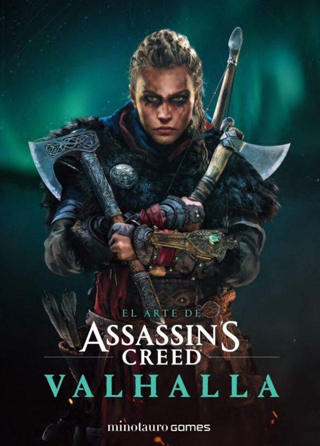 artbook Assassin's Creed: Valhalla