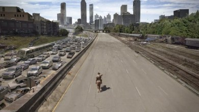 "Photo of Los VFX de ""The Walking Dead"""