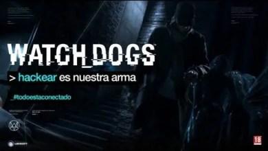 Photo of WatchDogs. El videojuego del año.