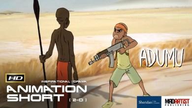 """Photo of Cortometraje de Animación 2d """"Adumu"""""""