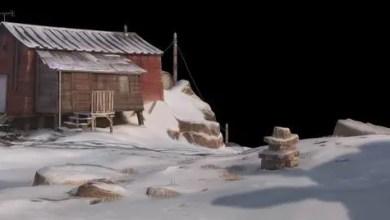 Photo of Cortometraje de animación 3d: Tuurngait