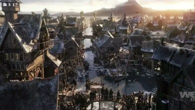 Photo of VFX en La desolación de Smaug