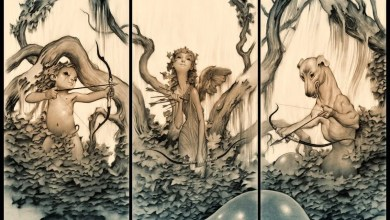 Photo of Las Notables Ilustraciones de James Jean