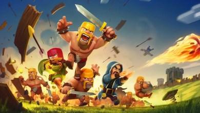 Photo of Trailer en Animación 3d. Clash Of Clans.