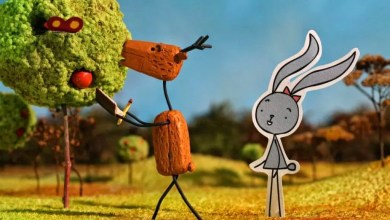 Photo of Cortometraje de Animación: Rabbit And Deer.. NO OS LO DEBÉIS PERDER!!