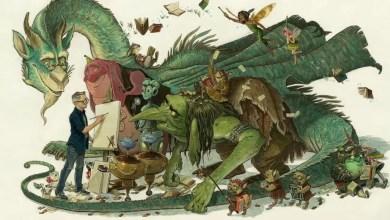 Ilustraciones de Tony Di Terlizzi