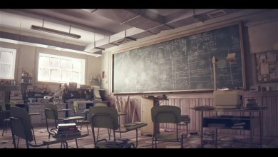Photo of El hiperrealismo de Classroom Scene. Progression Reel