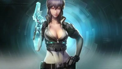 Photo of Estreno del Videojuego: Ghost in the Shell Online