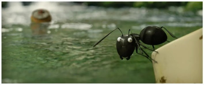 Película de Animación 3d-Serie TV. animación-El Valle de las Hormigas Perdidas