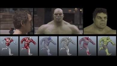 """Photo of Los VFX de """"The Avengers"""" al descubierto"""