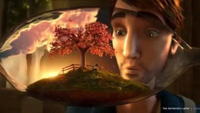 Photo of Cortometraje de Animación 3d: Alchemist´s Letter. ¡¡Para Quitarte el Sombrero!!