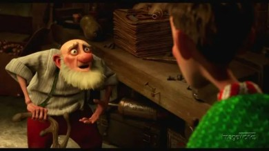 "Photo of Making Of del Largometraje de Animación 3d: Arthur Christmas"" Grandsanta"""