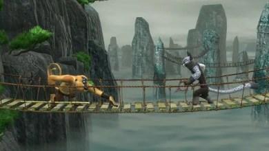 Photo of Videojuego: Kung Fu Panda, Confrontación de Leyendas Legendarias