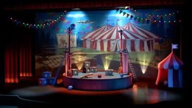 Photo of Cortometraje de Animación: Circus Jam