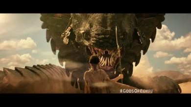 Photo of Nuevo Trailer: Dioses de Egipto