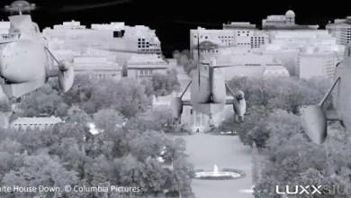 "Photo of CGI VFX Breakdown: ""White House Down"""